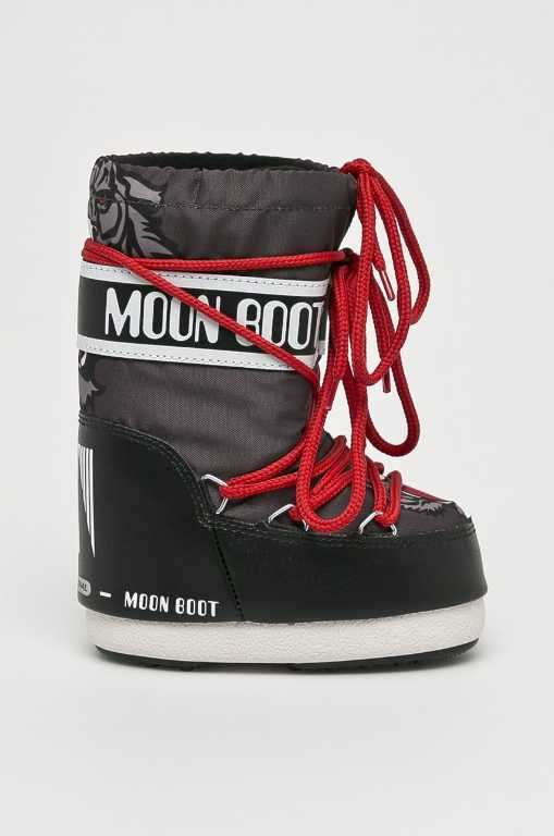 Moon Boot - Buty Jr Boy Tiger