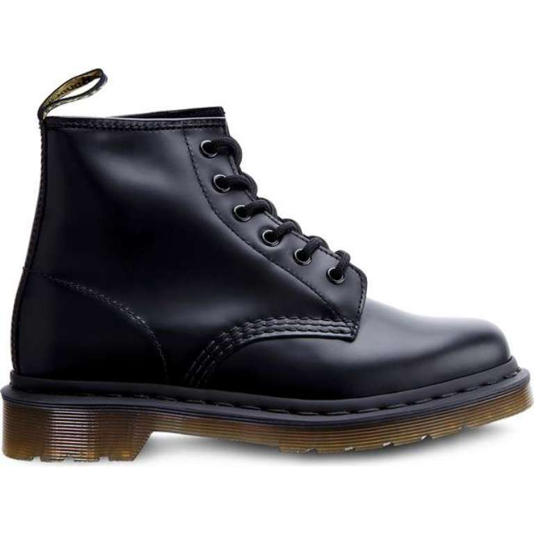 Dr Martens 101 SMOOTH BLACK SMOOTH