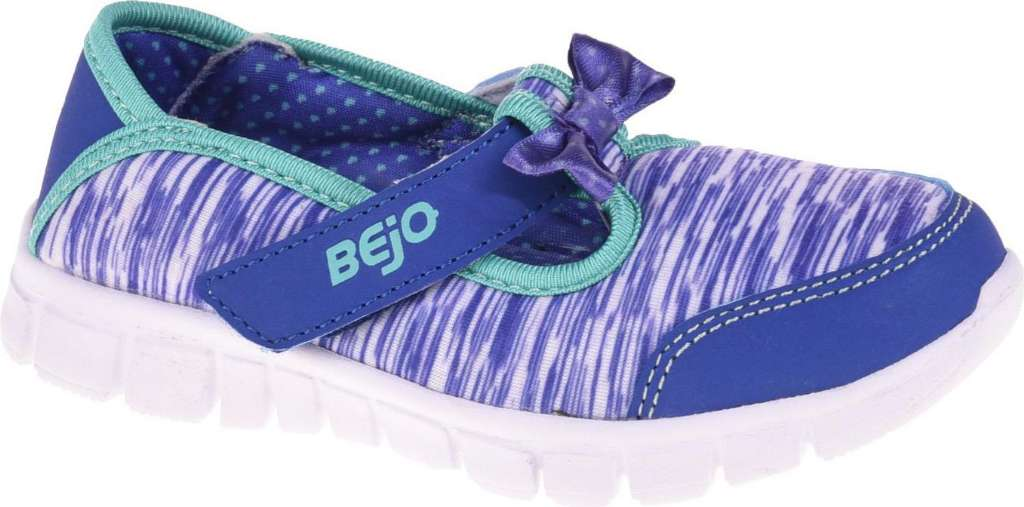 Buty Dziecięce Bow Kids Light Violet/Light Turquoise r. 27