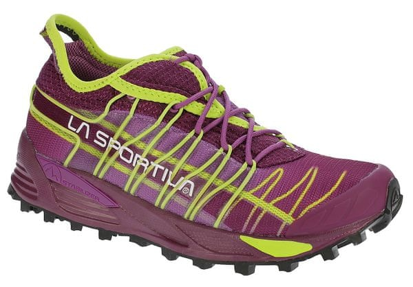 La Sportiva Buty Do Biegania Damskie Mutant Woman Plum/Apple Green 39