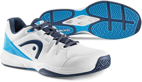 Head Brazer Men White/Navy 43,0