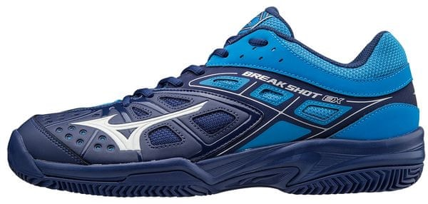 Mizuno Buty Break Shot Ex Cc Bluedepths/White/Blueaster 44.5