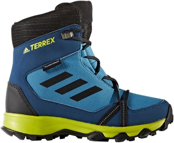 Adidas Terrex Snow Cp Cw K Mystery Petrol/Core Black/Blue Night 33,5