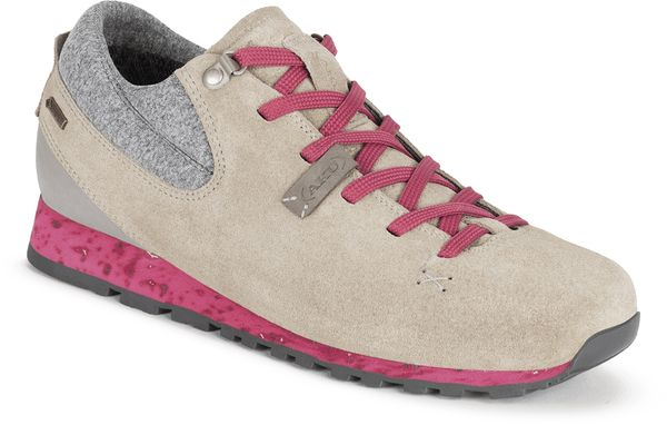 Aku Damskie Buty Bellamont Gaia Gtx Ws, L. Grey/Strawberry, 8 (42,0)
