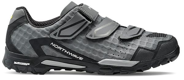 Northwave Buty Outcross, Anthracite/Black, 44