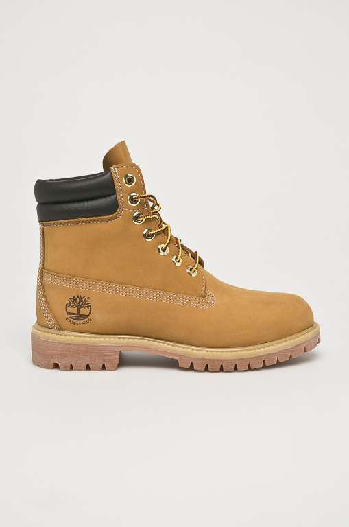Timberland - Buty Double Collar