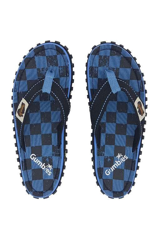 Gumbies - Japonki Islander Blue Checker