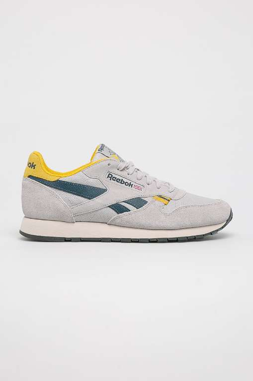 Reebok Classic - Buty Cl Leather Mu