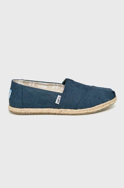 Toms - Espadryle Canvas Rope Sole