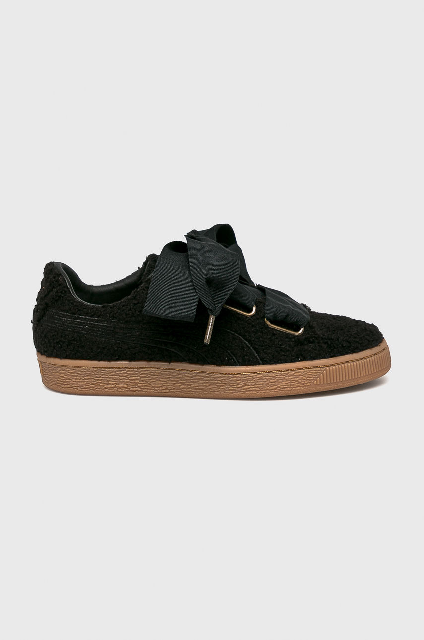 Puma - Buty Basket Heart Teddy Wn