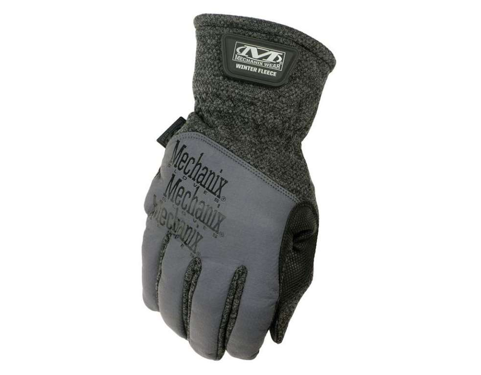 Rękawice Mechanix Cold Weather Winter Fleece Grey rozm.L
