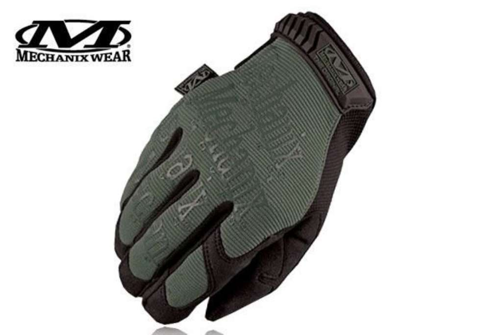 Rękawice Mechanix Wear The Original Glove Covert, Rękawice Mechanix Original Glove, Foliage Green r. XL